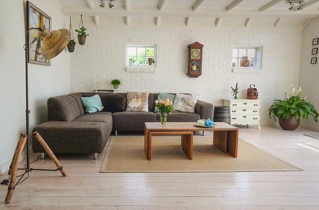 living room furniture - milky homes