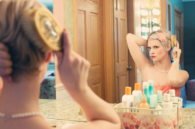 pretty woman Mirror - milky homes