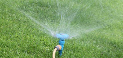 installing sprinkler system