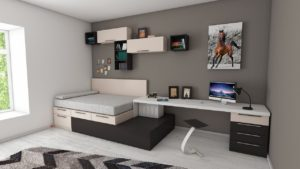 Top 10 Small Bedroom Decorating Ideas For Young Adults