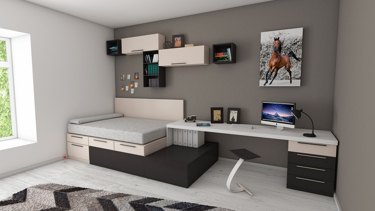 Top 12 Small Bedroom Decorating Ideas For Young Adults (Teenage