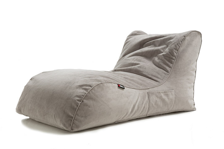 Curva bean bag lounger