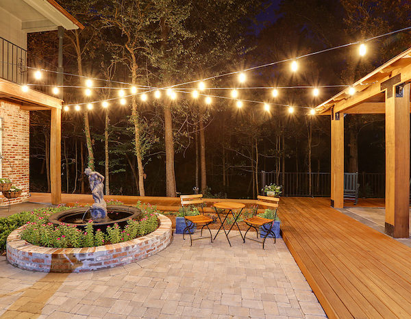 Image result for Outdoor Lights for Entertainment Evenings