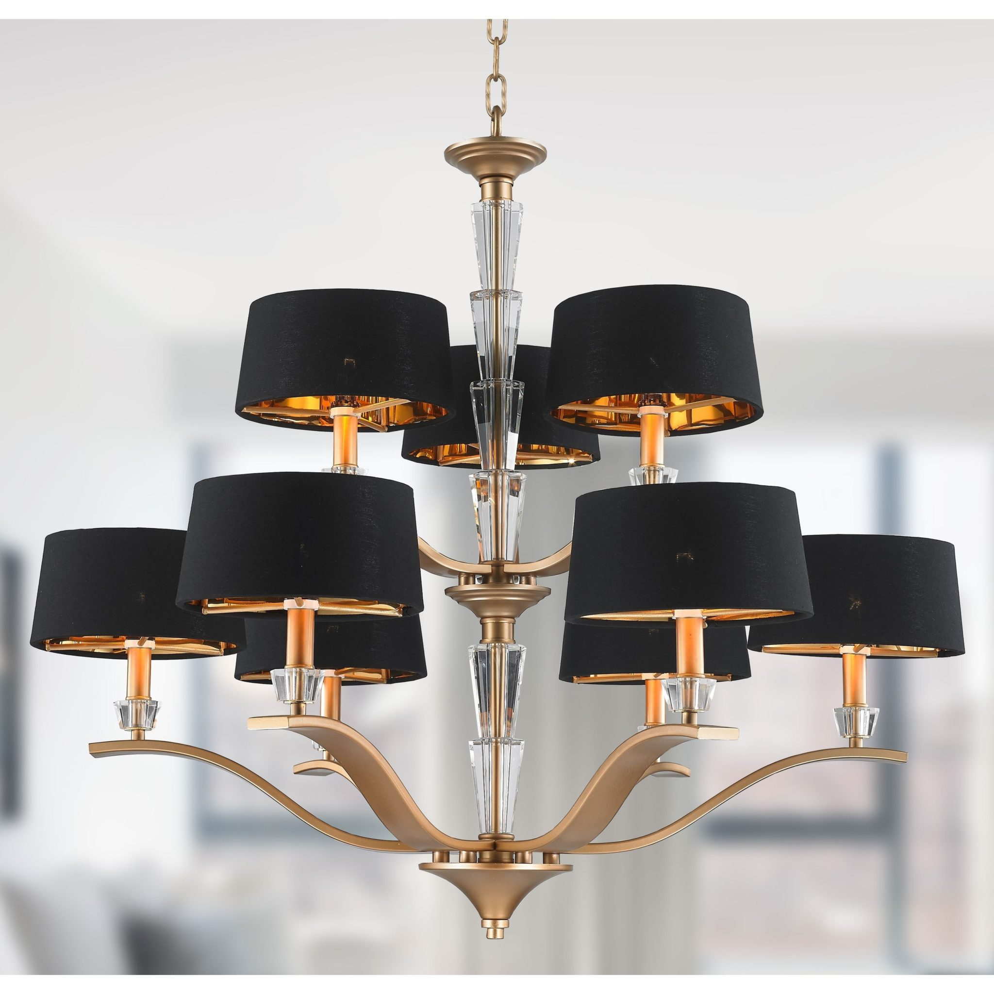 Matte Finishes Chandeliers