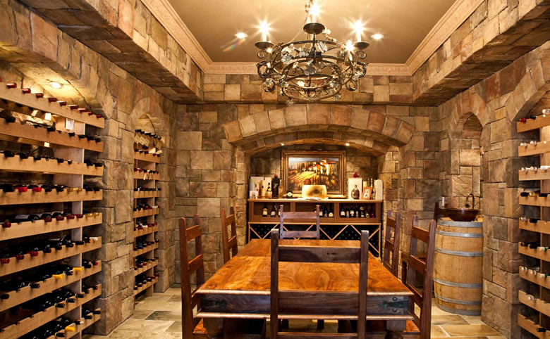 11 Nifty Wine Cellar Design Built for Wining and Dining
