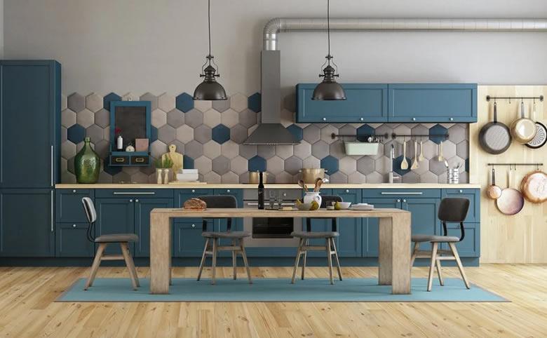 kitchen renovation in Melbourne