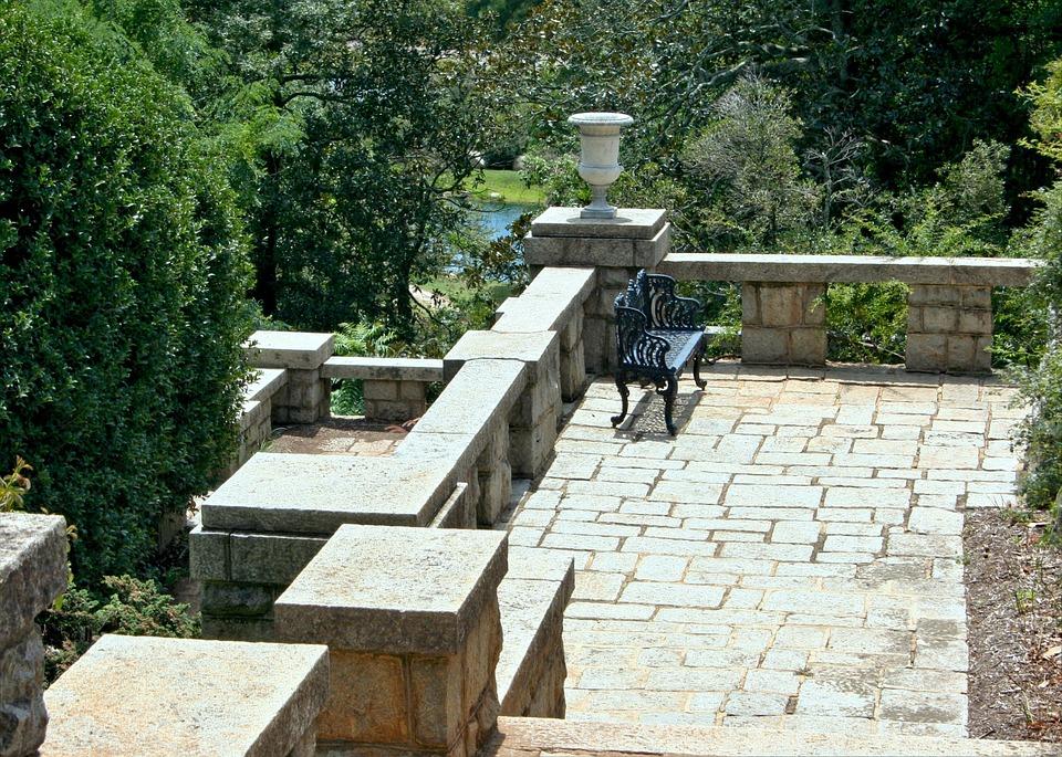 Stone Garden Terrace