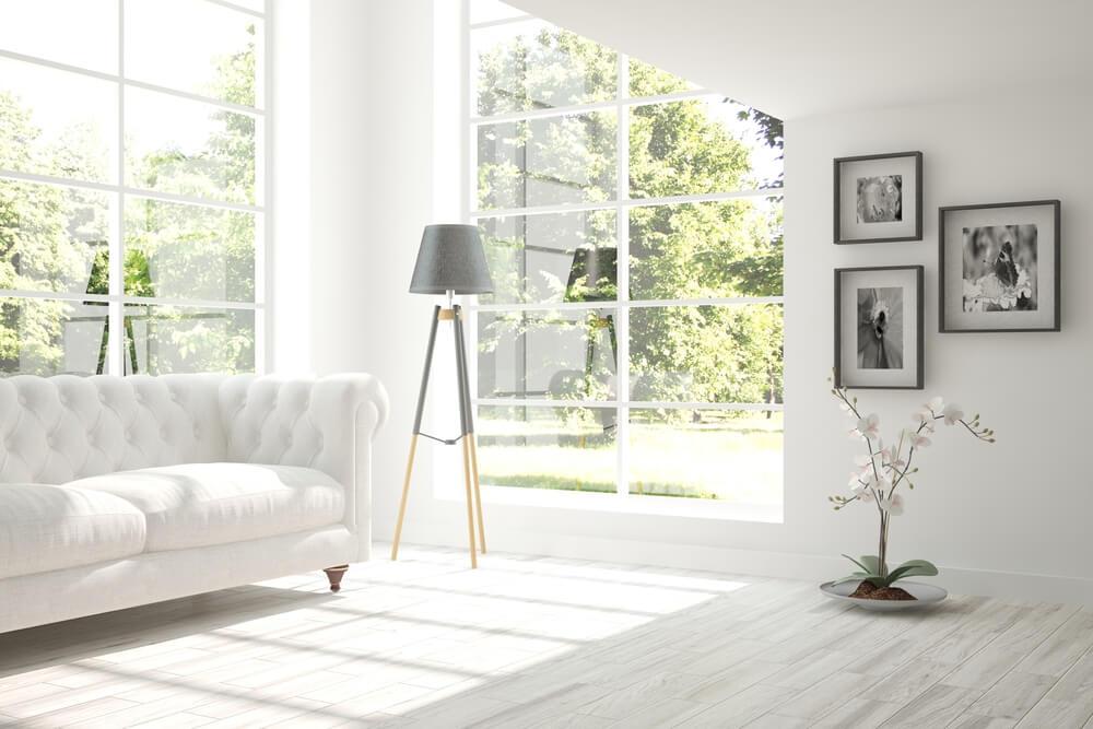 Light Toned Flooring